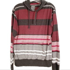 Billabong Other - BILLABONG STRIPED HOODIE SIZE SMAILL